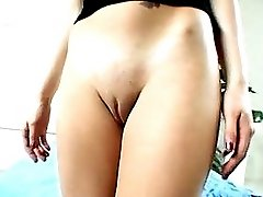 Cute Shaved Teen First Time POV Creampie