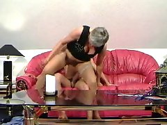HOT MOM n131 german mature with a younger man