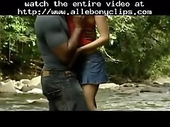 British hottie jamie gets fucked in the stream by a bb