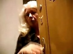 Blonde mom 1