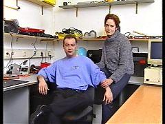 DI Monika & Herbert retro german 90's classic
