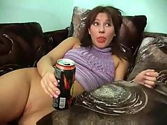 Teen has sex and gets a facial RDL