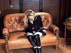 Big breasted blond bondage 1 of 2
