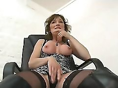 Old man and naughty milf