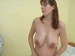 Nice Busty Tattooed Pregnant Babe Sex Surprice