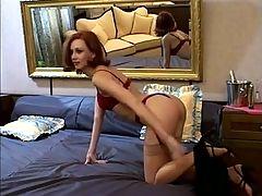 Anal slut Vivienne La Roche in Rare DP Jonathan23