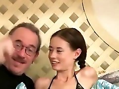 Small Tits Skinny Hairy Fucked By Mature Man By Blondelover