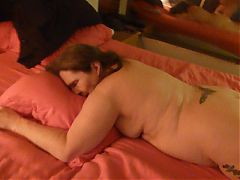 Getting my big hot ass fucked part 1