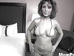 Hot bikini milf anal sex