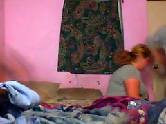 Mexican milf threesome interracial