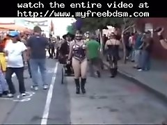 Outdoor ponygirls bdsm bondage slave femdom domination