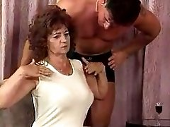 Mature woman and guy 28