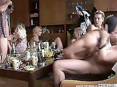 Hardcore MATURE Home Orgy