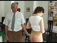 The girls know their place spanking and sex