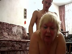 Mature and young cock 15