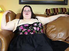 BBW POV #102 SSBBW with a FAT BIG BUTT!!!