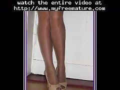 Inspiration in shiny tights mature mature porn granny o