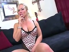MILF Head #111 Super duper Blonde Mom!!!