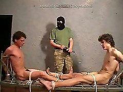 Military Hazing Electro Torture