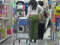 Sexy Ass Amazon VPL