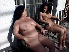 Two fne lokking milf lesbians