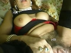 Mature Italian Seduced By Two Young Guys And Fucked