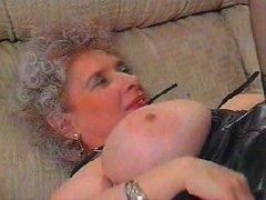 German Big Titten Granny