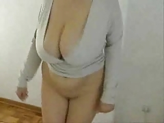 Saggy Dancing Boobs
