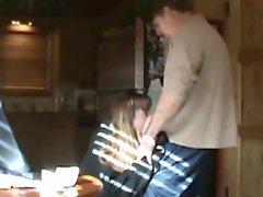Wife discovers hidden cam
