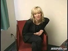 Mature Milf Blonde