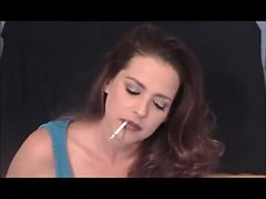 Smoking Fuck Puppet MILF