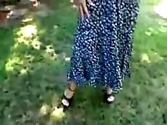 Horny Mature Woman seduces her young Neighbour F70