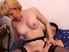 Baise Moi3a Sexy French mature gets it in all holes