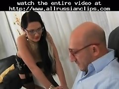 Russian double anal foursome 2 russian cumshots swallow