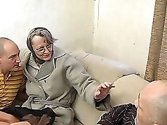 Granny Loves It Anal
