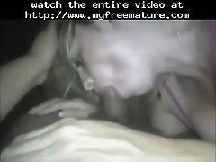 Mexicana rubia madura mamando y cogiendo venida en su b