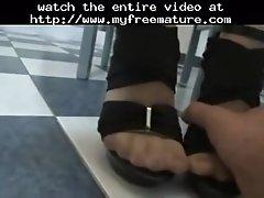 Feetpleasure 1 mature mature porn granny old cumshots c