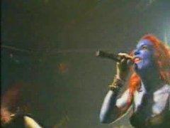 Rockbitch fisting durante il concerto