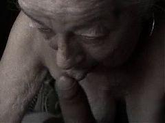 Cocksucking granny pt I