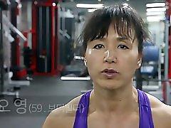Korean Muscle mom 02