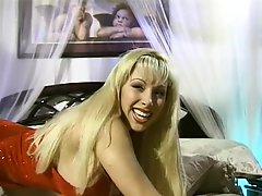 Lovette Dildo For Busty Porn Legend