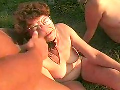 Group sex with grannies 2