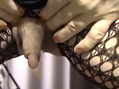 Colette and her huge clit
