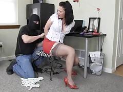 Audrey milf secretary