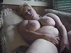 Sierra Raine playing with her vibrator