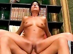 Mature woman seeking young man