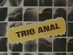 Vintage 70s german Trio Anal cc79