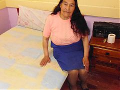 Latin Colombian Granny Emma