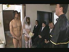 GangBang Japanese Bride