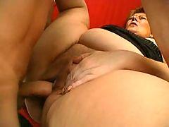 Bbw mature woman up from CDM